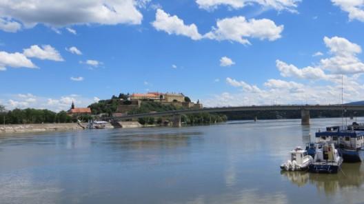 Die Festung von Novi Sad