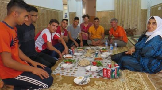 mit Hadis Familie
