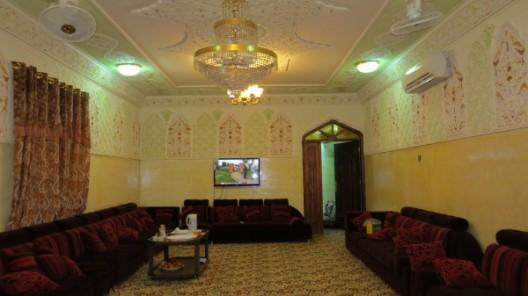 Unser Gästezimmer bei Husein