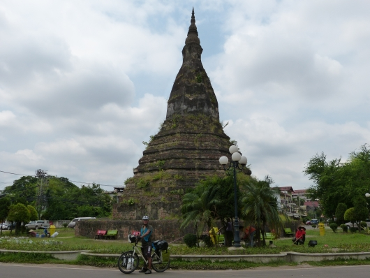 in Vientiane