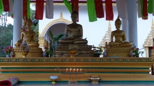 In einem Tempel