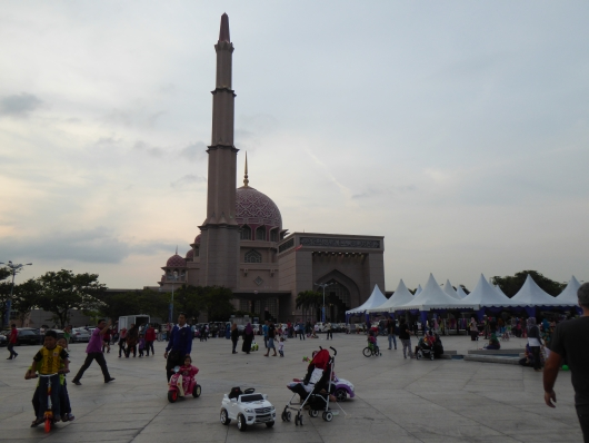 Moschee n Putrajaya
