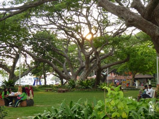 In Melaka