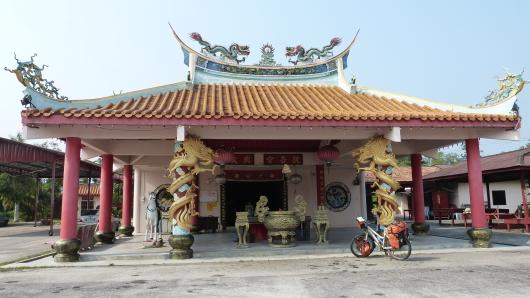 Chinesischer Tempel
