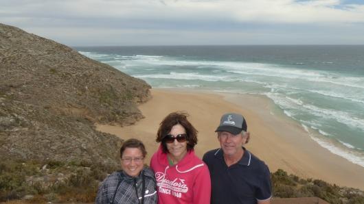 Ausflug mit Les und Kerry zu Locks Well