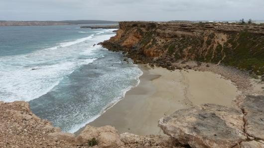 Küste bei Venus Bay