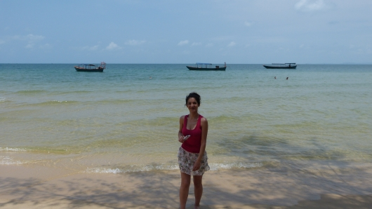 am Otres Beach