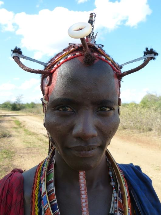 Koma, der Massai