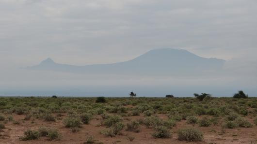 Kilimanjaro, Afrikas höchster Berg