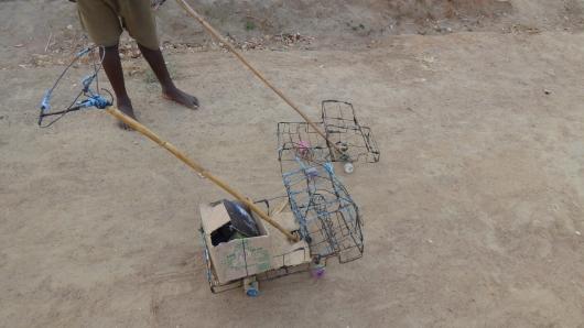 Alpays on tour malawi