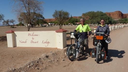 Vielen Dank an die Namib Desert Lodge für die Einladung :-)