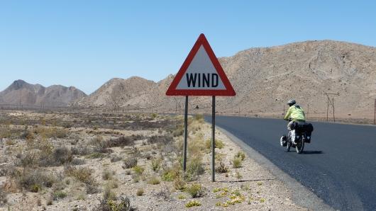 starke Winde