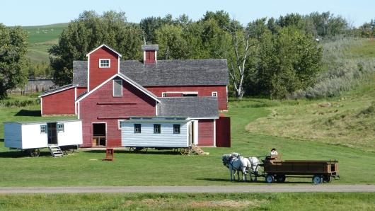 Bar U Ranch Historic Site