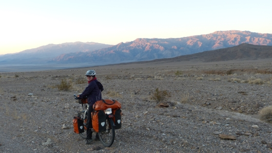 im Death Valley National Park