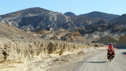 im Death Valley National Park